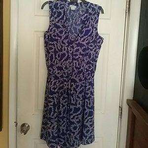 Gorgeous sleeveless shirt dress